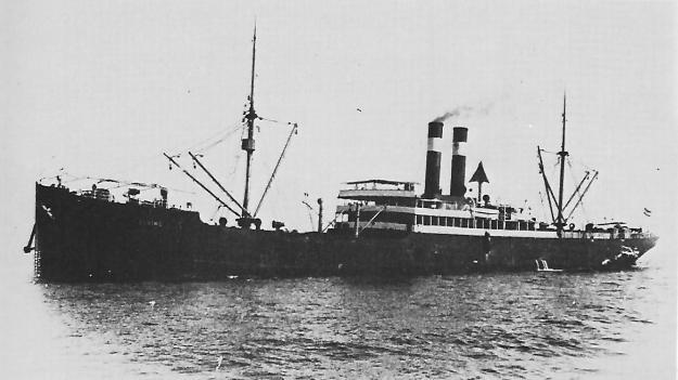 Elbing Schiff 1898