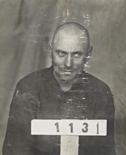 Friedrich Horning 1917