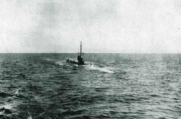 U 35, 1915