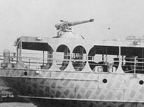 Bordgeschütz, 1917, WW1