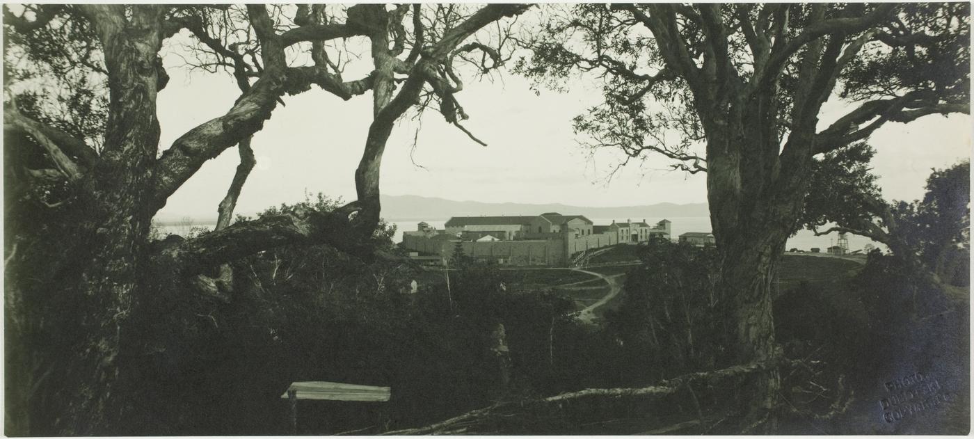 Trial Bay 1917