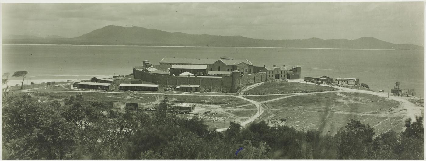 Trial Bay Gaol 1917