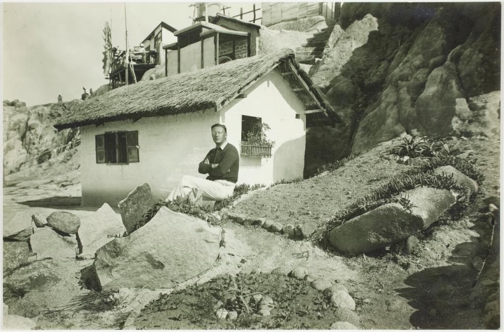 Trial Bay beach hut
