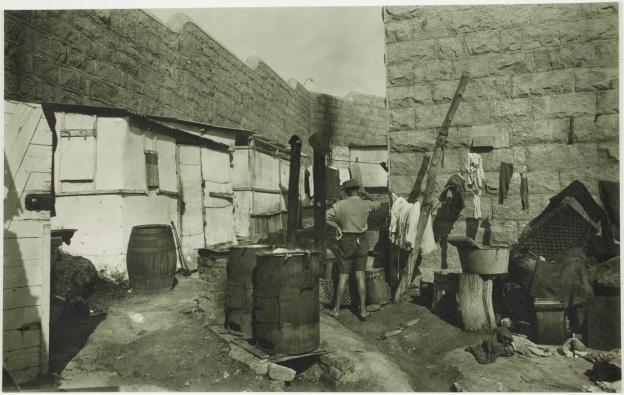 Trial Bay WW1