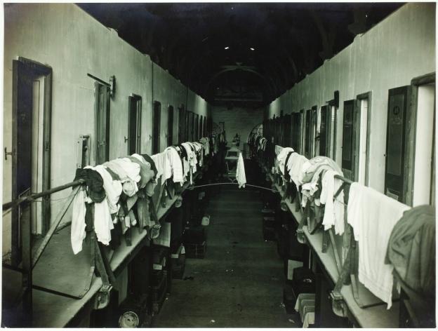 Trial Bay Gaol WW1