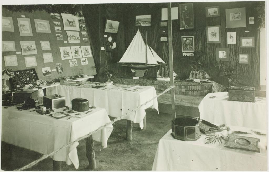 Trial Bay art and handicraft exposition 1918