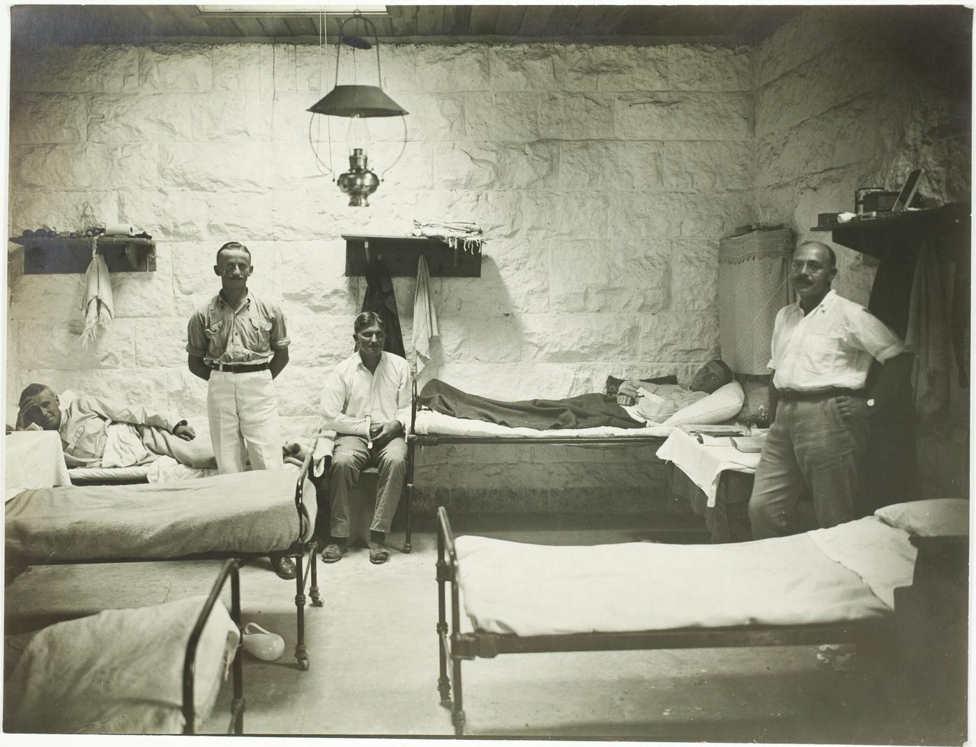 Trial Bay Camp, 1914-1918
