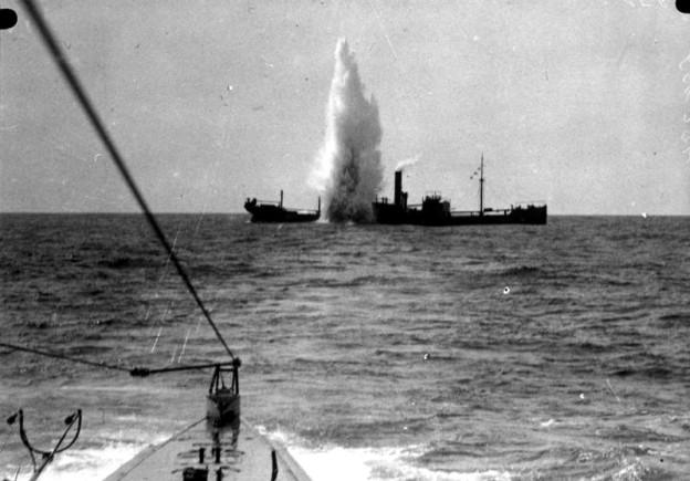 Seiner Majestät U-Boot 35, Arnauld de la Perière, 1917
