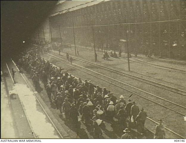 Kursk, Durban 1919