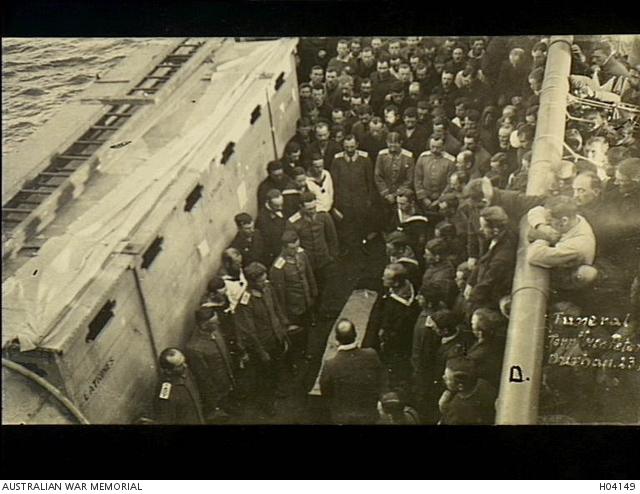 Kursk 1919, Durban, Johann Petersen, Gneisenau