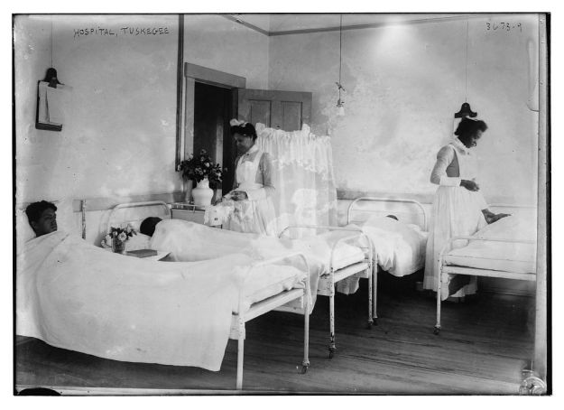 hospital about 1915