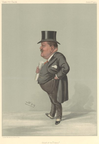 Charles Cayzer 1904