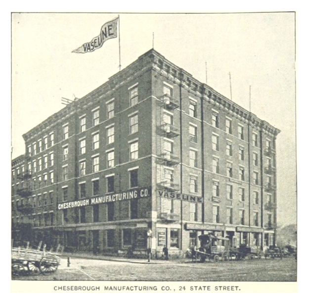 Chesebrough Manufacturing Co., New York