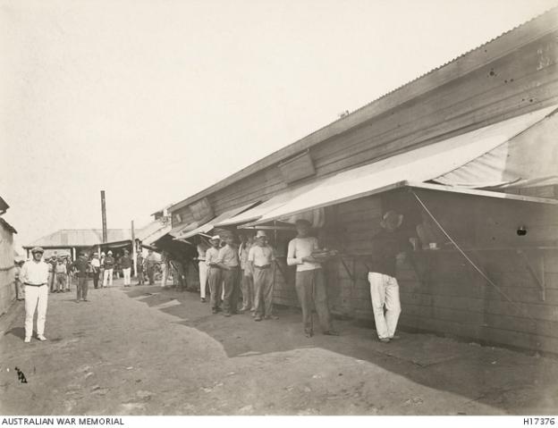 Holsworthy Camp, NSW, Australien, WW1