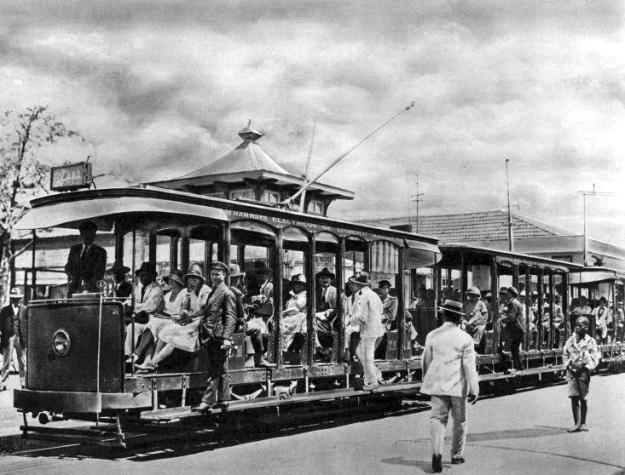 Lourenço Marques um 1920