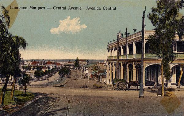 Lourenço Marques um 1905