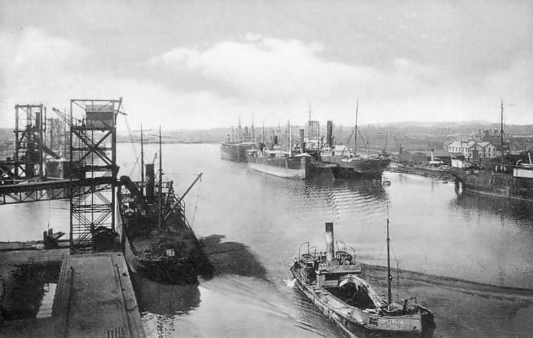 Port Talbot, about 1900