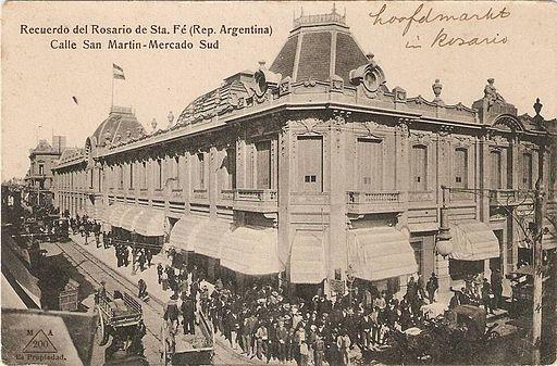 Rosario, Argentina, 1903