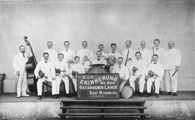 Orchester, Lourenço Marques, um 1916