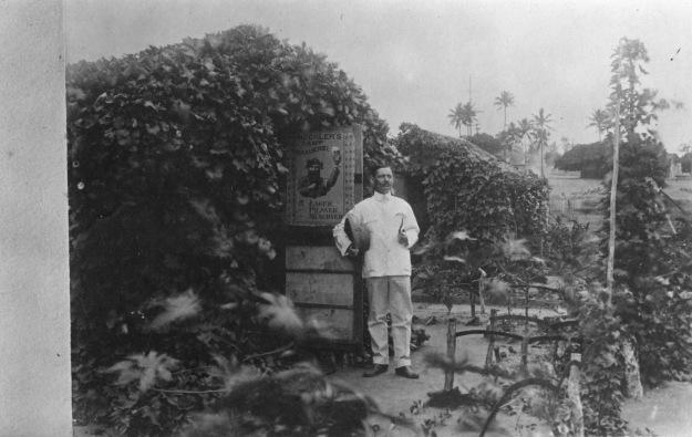 Hechlers Brauerei, Lourenço Marques um 1916