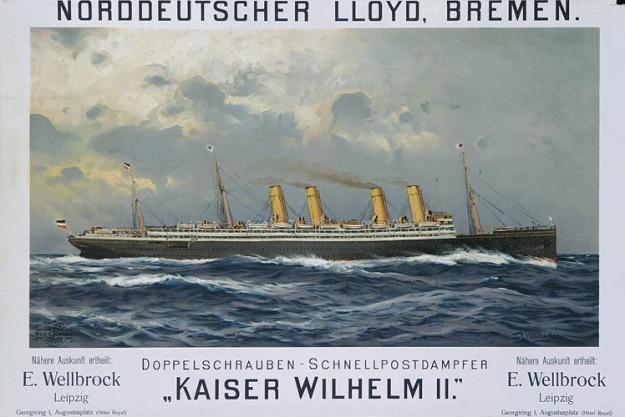 Kaiser Wilhelm II., 1903