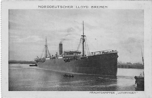 NDL Lothringen, 1906