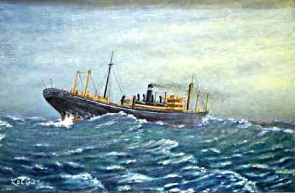 Australia, Schiff, 1932