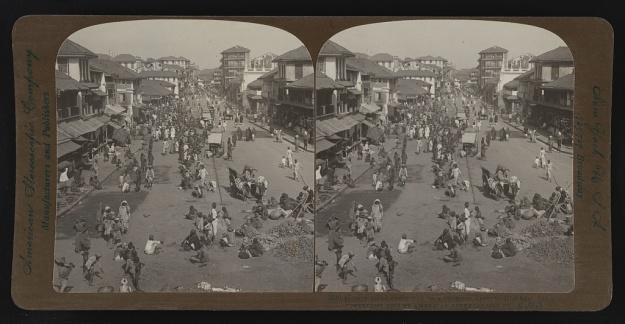 Bombay 1907