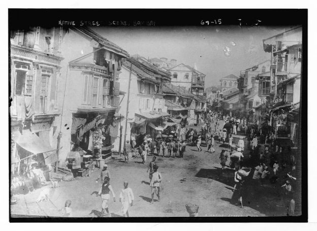 Bombay (Mumbai) 1922