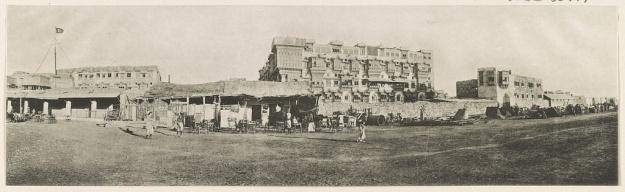 Jeddah 1916, Saudi-Arabien