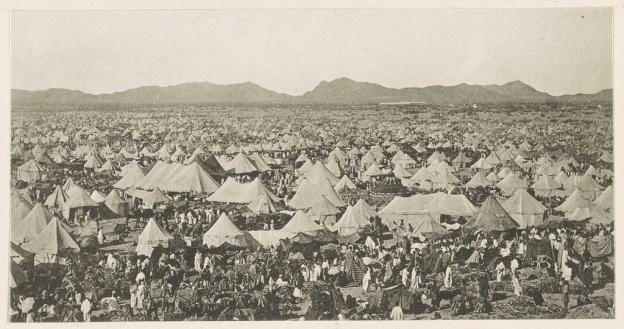 Haddsch, Pilger, 1916