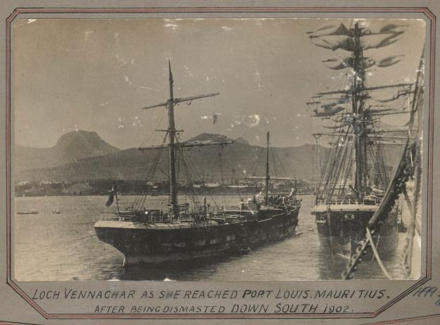 Loch Vennachar, Port Louis